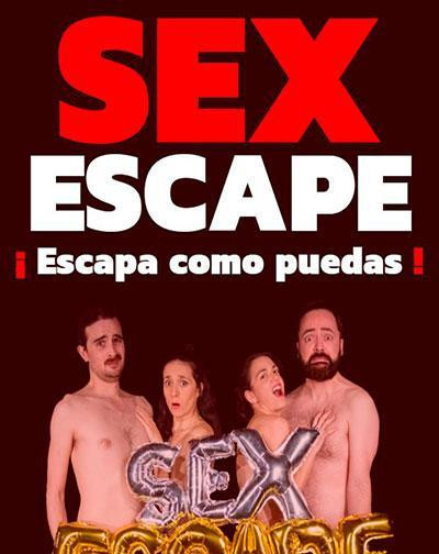 Sex Escape - ¡Escapa como Puedas!