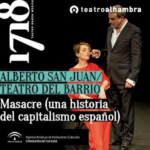 MASACRE (UNA HISTORIA DEL CAPITALISMO ESPAÑOL)