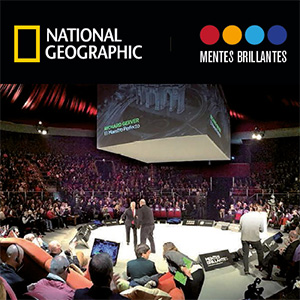 National Geographic Mentes Brillantes 2018 8ª Edic