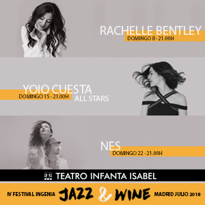 Rachelle Bentley - Ingenia Jazz & Wine Festival