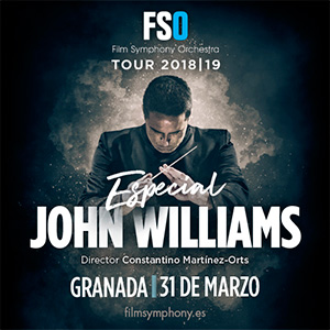 FSO Tour 2019: Especial John Williams