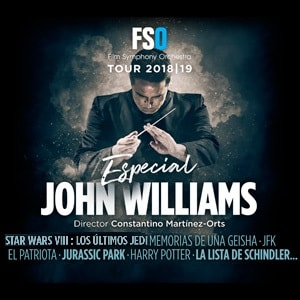 Abono FSO Tour 2018/19: Especial John Williams-Gra