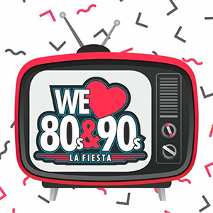 We Love 80´s and 90´s