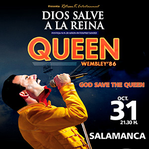 Dios Salve a la Reina (God Save The Queen)