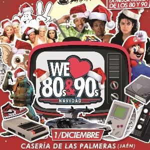 We Love 80´s and 90´s - Navidad