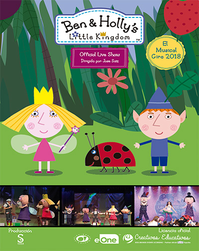 Ben & Holly el musical