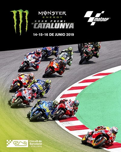 GP Monster Energy de Catalunya MotoGP 2019-Abono