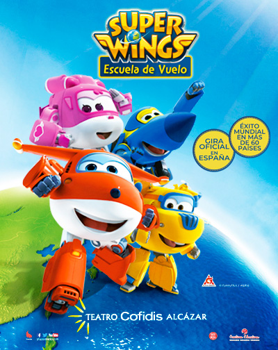 "Super Wings ""Escuela de Vuelos"""