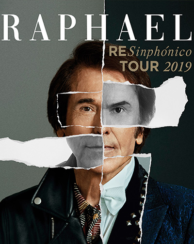 "Raphael ""RESinphónico Tour 2019"""