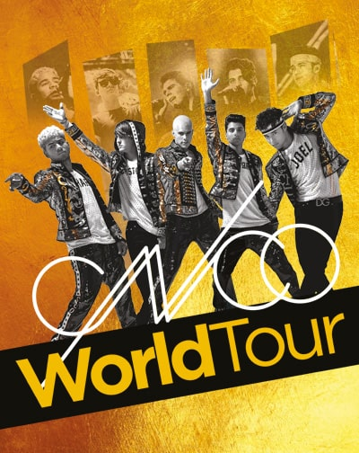 CNCO World Tour