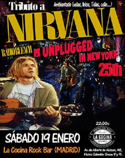 Nirvana - Unplugged in New York (Radiobleach)