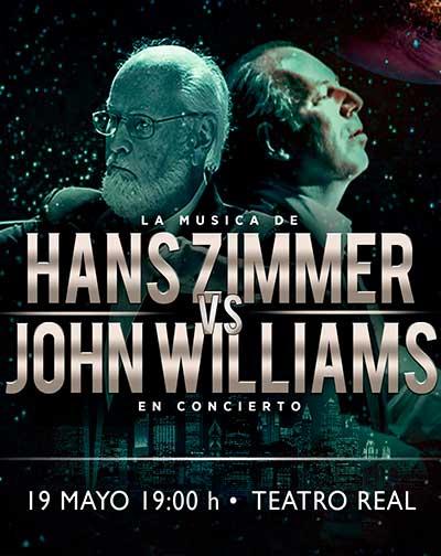 310fdd02 The Music of Hans Zimmer & John Williams en Madrid   Entradas El ...