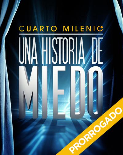 Cuarto Milenio: Una historia de miedo - Madrid | Entradas El Corte ...