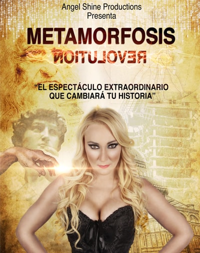 Metamorfosis Revolution en Madrid