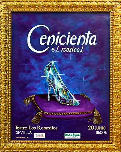 15baf72940 Entradas Cenicienta, El Musical en Sevilla | El Corte Inglés