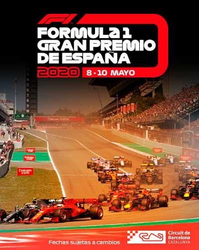 Entradas F1 Gran Premio de España 2020 -Individual en Barcelona ...