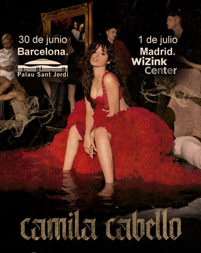 Camila Cabello - The Romance Tour