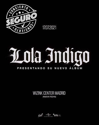 """Lola Índigo """"Akelarre - La Noche de las Brujas"""""""