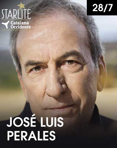 José Luis Perales - Festival Starlite Catalana Occidente 2021