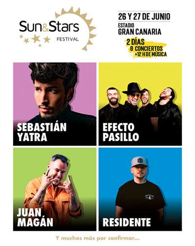 Abono Sun & Stars 2020