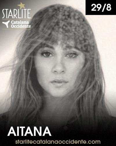 "Aitana ""Más Play Tour"" - Festival Starlite Catalana Occidente 2020"