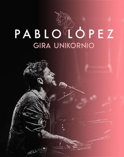 Pablo López - Gira Unikornio