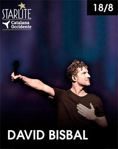 David Bisbal - Festival Starlite Catalana Occidente 2020