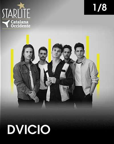 Dvicio - Festival Starlite Catalana Occidente 2020