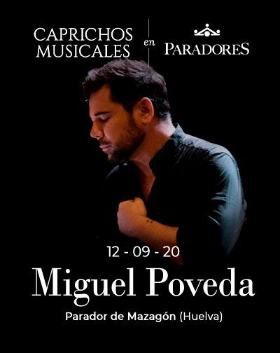 Miguel Poveda (Precio para 2 Personas)