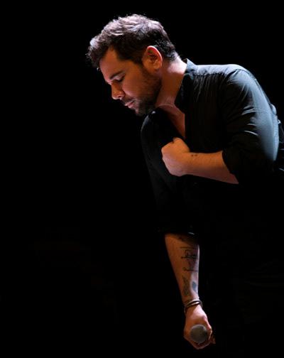 Miguel Poveda - Cabaret Festival Mairena