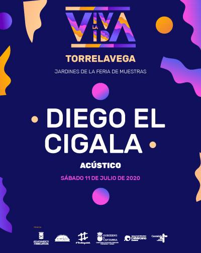 Diego El Cigala - MESAS - VIVA LA VIDA