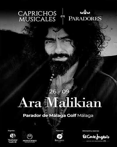 Ara Malikian (Precio para 2 Personas)