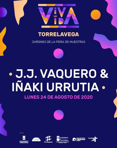 J.J. Vaquero & Iñaki Urrutia - MESAS - VIVA LA VIDA