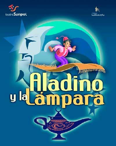 Entradas Aladino Y La Lámpara El Musical En Madrid El Corte Inglés