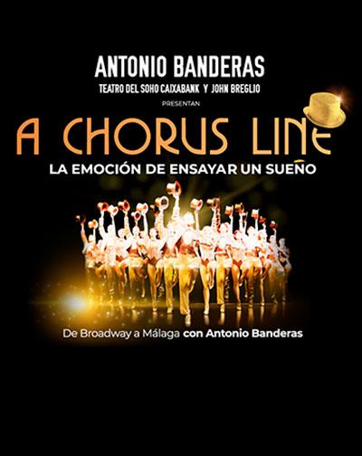 A Chorus Line en Málaga
