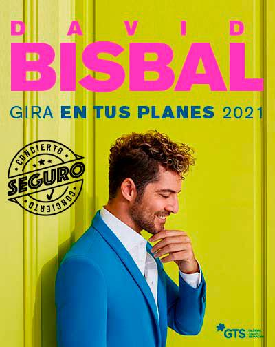 """David Bisbal """"En tus planes"""""""