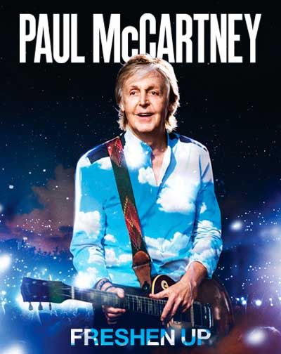 Paul McCartney - Freshen up