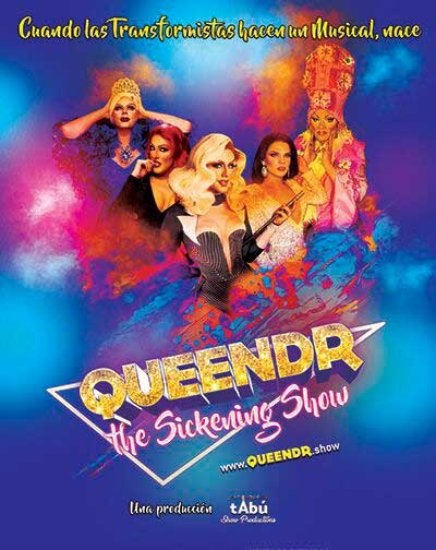 Queendr Show en Santa Cruz de Tenerife