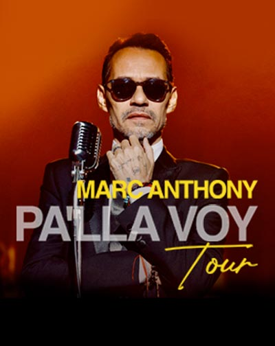 Concierto Marc Anthony - Opus Tour en Murcia
