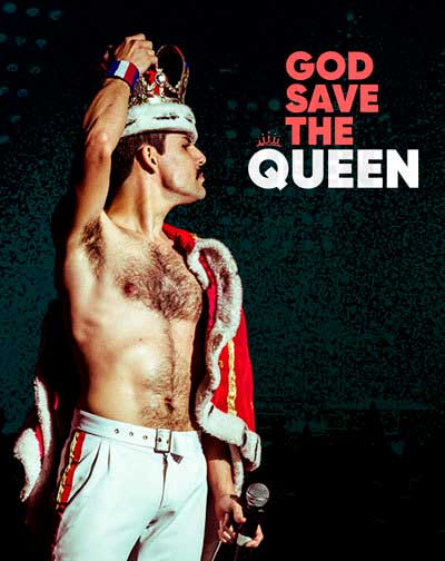 Concierto God Save the Queen en Madrid