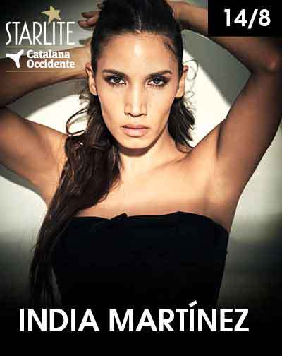 India Martínez - Festival Starlite Catalana Occidente 2020