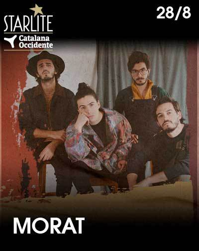 Morat - Festival Starlite Catalana Occidente 2020