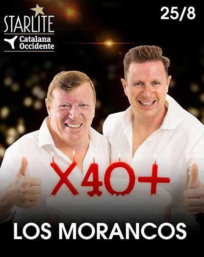 Los Morancos Festival Starlite Catalana Occidente 2020 En Málaga Entradas El Corte Inglés