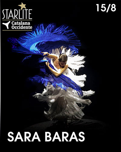 Sara Baras - Festival Starlite Catalana Occidente 2020