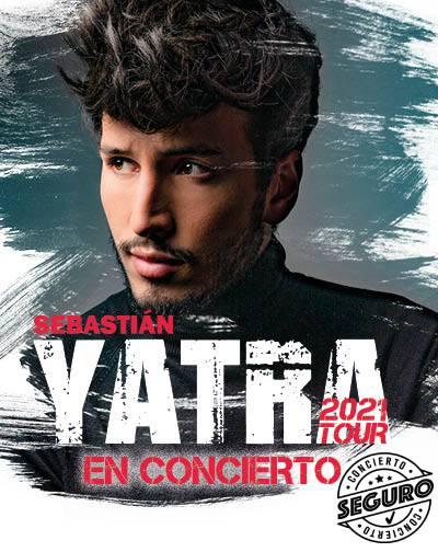 Sebastián Yatra 2020 TOUR