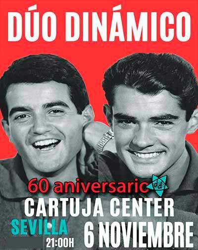 Dúo Dinámico - Gira 60 Aniversario