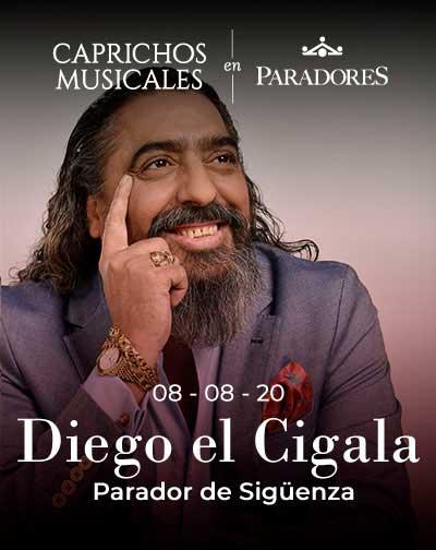 Diego El Cigala (Precio para 2 Personas)