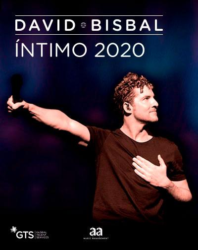David Bisbal - Íntimo 2020 - Cabaret Festival