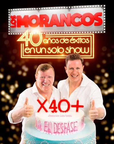 Los Morancos - El Desfase - Cabaret Festival