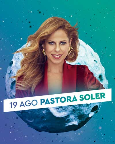 Pastora Soler - Festival Bajo La Luna
